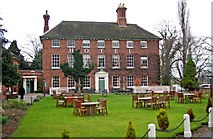 SJ5409 : The Mytton & Mermaid Hotel (1), Atcham by P L Chadwick