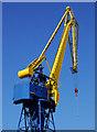 J3676 : Shipyard crane, Belfast by Rossographer