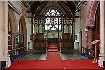 TQ4094 : St John the Baptist, Buckhurst Hill - Chancel by John Salmon
