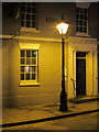 TQ9220 : Lamppost on High Street by Oast House Archive
