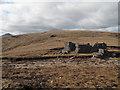 R9123 : Unusual natural Cairn on the Galtee Mountain range by Bryan Conlon