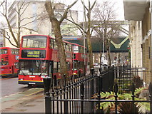 TQ3279 : Borough Road, Southwark by Colin Smith