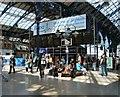 TQ3104 : Brighton Station Concourse by Paul Gillett