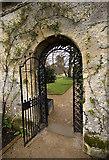 SP5206 : Gateway, Oxford Botanic Gardens by Paul Harrop