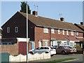 SJ9600 : Council Housing - Merrick Road by John M