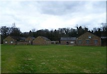 NT3366 : Old army camp at Newbattle by kim traynor