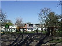 TQ3770 : Worsley Bridge Junior School, Beckenham by Malc McDonald