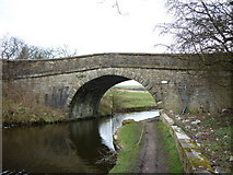 SD7328 : Leeds and Liverpool Canal Bridge #110 by Ian S