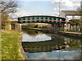 SJ7099 : Astley Bridge, Bridgewater Canal by David Dixon