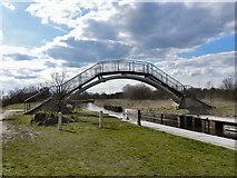 SJ6999 : Lingard's Bridge, Bridgewater Canal by David Dixon