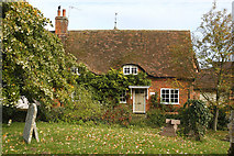 SP7330 : Cottage next to the Churchyard, Adstock by Cameraman