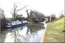 SU6168 : Towney Bridge by Bill Nicholls
