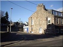 NO7095 : Arbeadie Road, Banchory by Stanley Howe