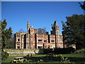 NZ2560 : Saltwell Towers, Saltwell Park by Les Hull