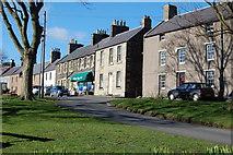 NT8127 : Yetholm : Town Yetholm by Ken Bagnall