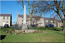 NT8127 : Yetholm : Wauchope Memorial by Ken Bagnall