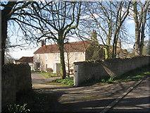 SK9859 : Manor Farm, Boothby Graffoe by Jonathan Thacker