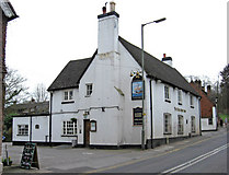 SU9948 : Ye Olde Ship Inn (3), Portsmouth Road, St. Catherine's, Guildford by P L Chadwick