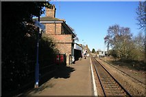 TM2850 : Melton Station  by roger geach