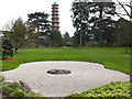 TQ1876 : Kaiyu-shiki garden at Kew by Stephen Craven
