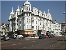 TQ7407 : Bexhill Seafront by Paul Gillett
