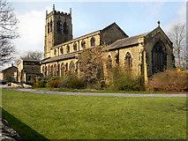 SJ6599 : Christ Church, Pennington by David Dixon