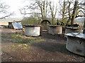 SU5872 : Farming debris - Rushall Farm by Given Up