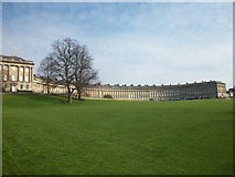 ST7465 : The Royal Crescent Bath by Mr M Evison