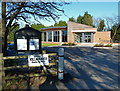SJ8075 : Ollerton & Marthall Village Hall,  Sandlebridge Lane by Anthony O'Neil
