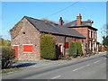 SJ8177 : Public House near Great Warford, Cheshire by Anthony O'Neil