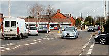 J3773 : The Bloomfield roundabout, Belfast by Albert Bridge