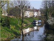 TL4196 : River Nene, March by Colin Smith