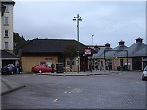 NM8529 : Oban Station by Rob Newman