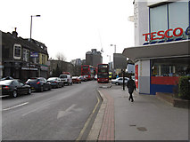 TQ3266 : Croydon: Whitehorse Road by Dr Neil Clifton