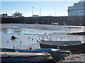 TR2336 : Gulls at Outer Harbour by Oast House Archive