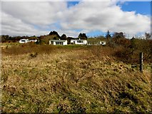C1229 : Holiday homes, Toragh by Kenneth  Allen
