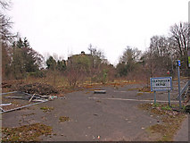 NS4762 : Former  Gleniffer Home, Paisley by wfmillar