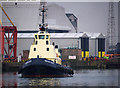 J3675 : The tug 'Norton Cross' at Belfast by Rossographer