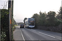 SX9473 : Teignmouth : Teignmouth Road B3199 by Lewis Clarke