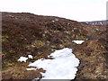 NN6770 : 'Eag Mhionnaidh' below Meall Breac near Dalnaspidal by ian shiell