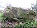 SJ1962 : A Loggerheads boundary stone? by John S Turner