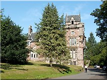 NS3975 : Levenford House by Lairich Rig