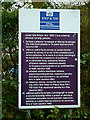 SJ8482 : Do's and Don'ts at Styal Prison, Cheshire by Anthony O'Neil