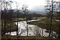 SO4172 : River Teme by N Chadwick