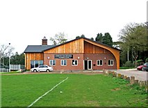 SO8480 : Cookley Village Hall & Sports Club (1), Lea Lane, Cookley by P L Chadwick