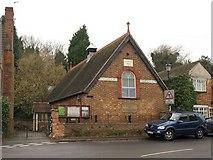SP9435 : Evangelical Free Church, Aspley Guise by Derek Harper