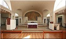 TQ2776 : Christ Church & St Stephen, Battersea Park Road - Chancel by John Salmon
