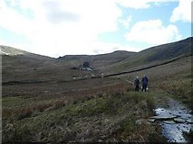 NY5009 : Mosedale by Michael Graham