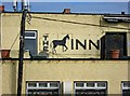 O1132 : The Black Horse Inn (Kelly's) (4) - pub sign, 233 Tyrconnell Road, Inchicore/Inse Chór by L S Wilson