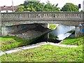 O1233 : Suir Road Canal Bridge, Kilmainham/Cill Mhaighneann by L S Wilson